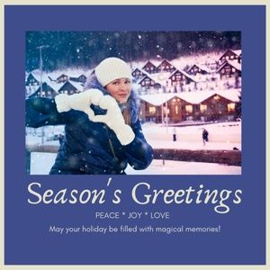 Season's Greetings to All!